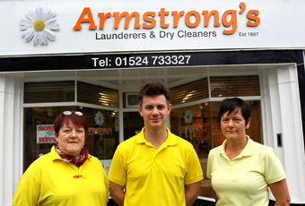 Armstrongs team